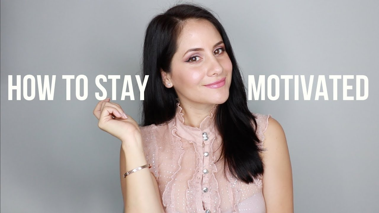 Silvana Arias Stay Motivated